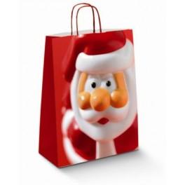 Tüte mit Weihnachtsmotiv